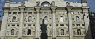 Borsa, salgono le attese di un intervento statale sulle banche e Piazza Affari vola (+4,15%)