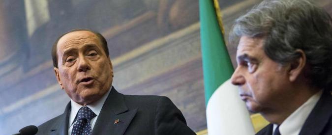 """Brunetta critica Renzi e viene censurato da Berlusconi: """"Cambi atteggiamento"""""""