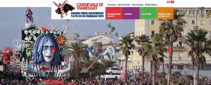 Viareggio, Carnevale a pagamento per i bambini che non risiedono in città