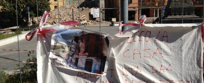 Sisma, casa demolita anche se intatta. Ex sindaco e vigili verso il processo
