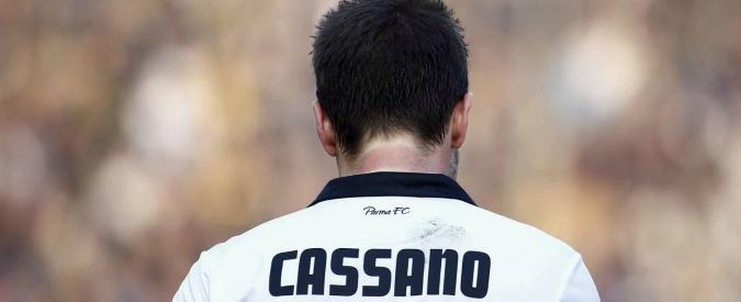 Antonio Cassano dà l'addio al Parma: una decina di compagni pronti a seguirlo