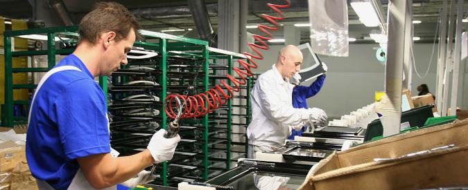 """Confindustria: """"Aumentano i lavoratori over 55. Pochi i giovani occupati"""""""