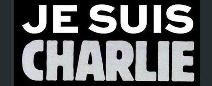 """Je suis Charlie, media """"offrono"""" i loro giornalisti per salvarlo. Solidarietà online"""