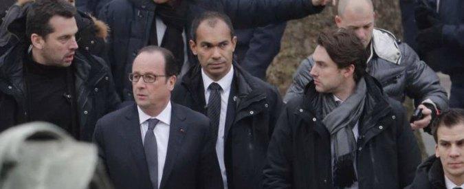 """Charlie Hebdo, Hollande: """"Atto di terrorismo"""". E proclama lutto nazionale"""