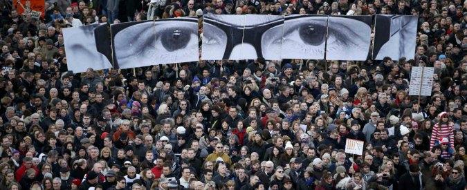 Charlie Hebdo: a Parigi io non c'ero