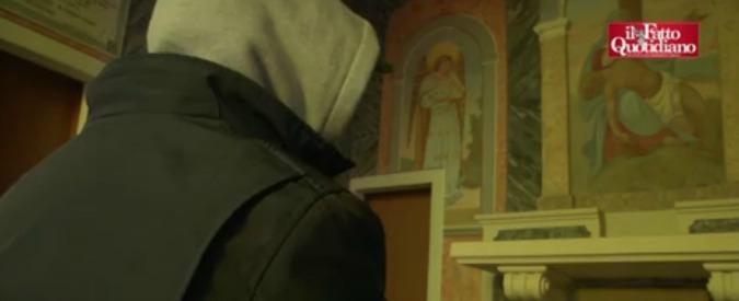 """Milano, sesso abbazia di Chiaravalle. """"Ho denunciato, mi hanno buttato in strada"""""""