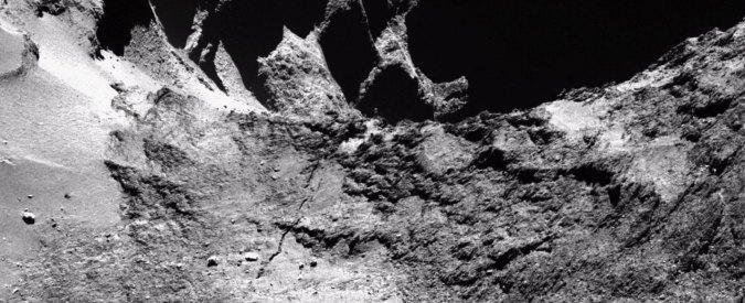Rosetta, ecco l'identikit della cometa 67P/Churyumov-Gerasimenko