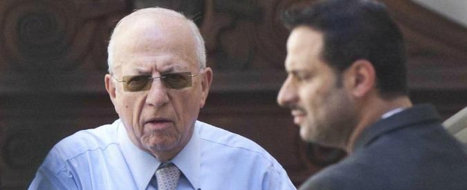 """Berlusconi, Confalonieri: """"Torni a fare il leader politico. E sostenga il governo Renzi, dobbiamo dargli ancora fiducia"""""""