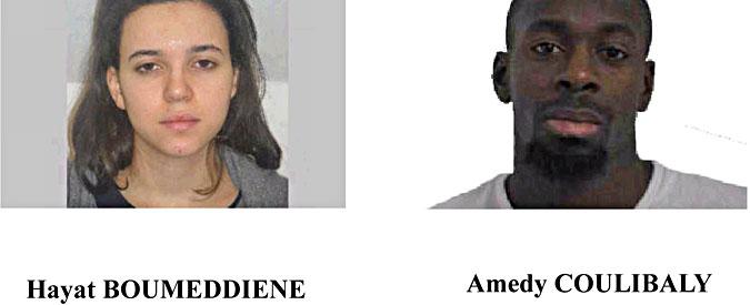 """Charlie Hebdo, """"Coulibaly e Hayat fermati il 30 dicembre dalla polizia e rilasciati"""""""