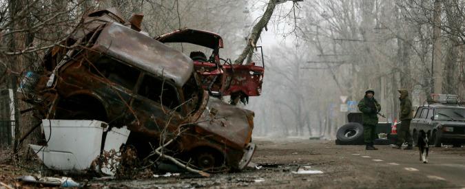 Viaggio in Ucraina: al fronte di Lugansk con i ribelli filorussi. Tra fantasmi e ferite