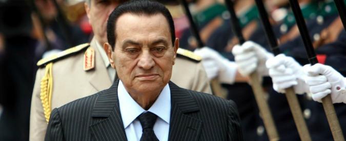 """Egitto, annullata condanna a tre anni per Mubarak. """"Non sarà liberato"""""""