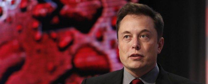 """Elon Musk: """"Rete di satelliti per portare il Web ovunque. Anche su Marte"""""""
