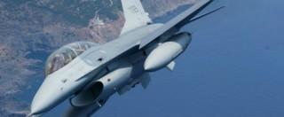 """Isis, primi raid degli F-16 Usa partiti dalla Turchia. """"Colpiti obiettivi in Siria"""""""