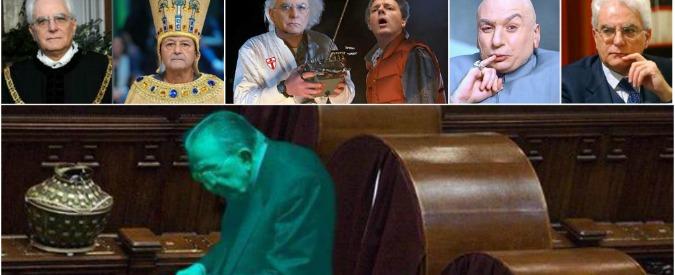 Sergio Mattarella e il fantasma della DC (storify #MattarellaPresidente)