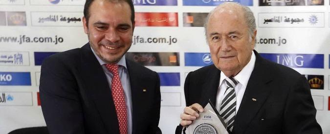 Ali bin al-Hussein sfida Blatter e si candida alla presidenza della Fifa