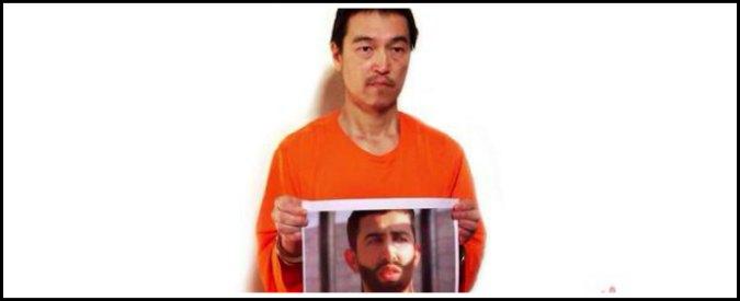 Isis, ultimatum di 24 ore per l'ostaggio giapponese e il pilota giordano