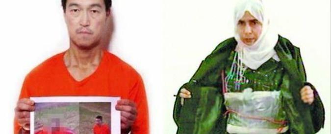 """Isis, """"Sajida libera, Goto verso Giordania"""". Amman smentisce: """"Nessuno scambio"""""""