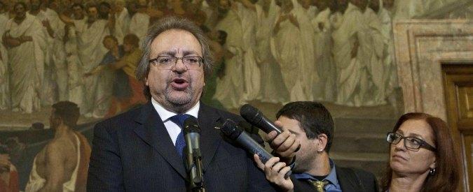 """M5S, senatore Giarrusso: """"Renzi andrebbe impiccato. La gente è molto arrabbiata"""""""