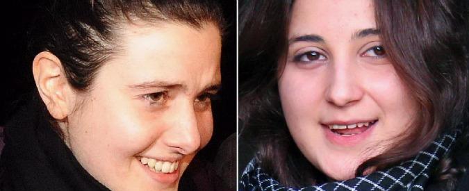 """Vanessa Marzullo: """"Potremmo tornare in Siria"""". Salvini: """"Biglietto di sola andata"""""""