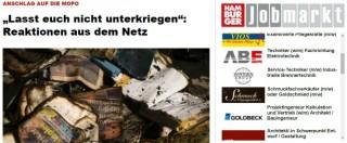 Amburgo, incendio nella sede del Morgenpost: due persone arrestate