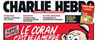 Charlie Hebdo: da Maometto a Hollande, le vignette più irriverenti del giornale