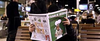 Charlie Hebdo anche venerdì in allegato (facoltativo) con il Fatto Quotidiano