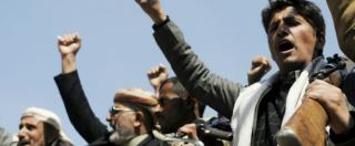"""Colpo di Stato in Yemen, """"ribelli sciiti penetrati nel palazzo presidenziale"""""""