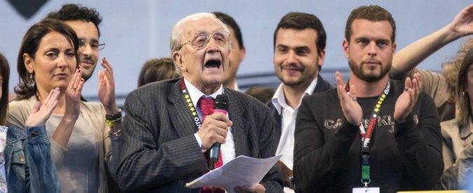 Ferdinando Imposimato, il presidente M5S contro i pm 'aguzzini' e i 'nemici dei partiti'