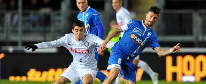 Empoli-Inter: 0 a 0. I nerazzurri si fermano nella corsa per la Champions