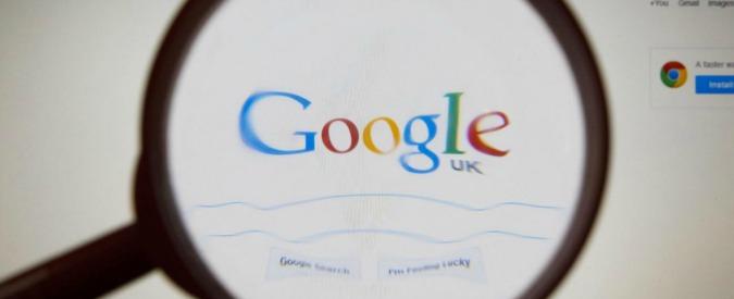 Google, rischio multa di 6 miliardi per abuso di posizione dominante