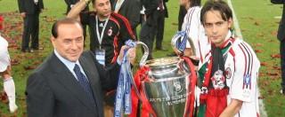 Berlusconi salva Inzaghi per stima, S. Siro lo fischia per noia – Fatto Football Club