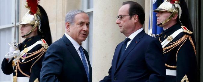 "Marcia Parigi, Haaretz: ""Francia ha chiesto a Netanyahu di non partecipare"""