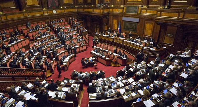 Italicum: Silvio, Matteo e Beppe. Il pregiudicato, lo spregiudicato e la foglia di fico