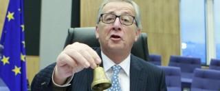 Trump, Juncker: 'Con lui perderemo due anni, non conosce il mondo. C'è il rischio che gli equilibri mondiali siano disturbati'