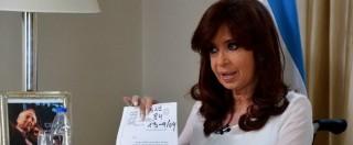 """Alberto Nisman, Kirchner scioglie servizi segreti: """"Responsabili morte procuratore"""""""