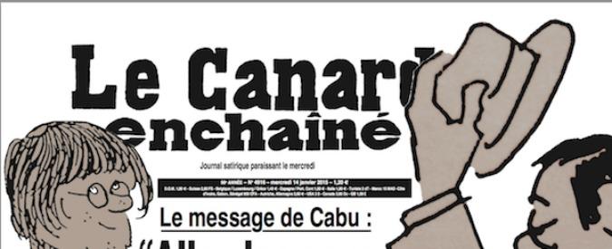 """Charlie Hebdo, minacce al settimanale Le Canard Enchainé: """"Adesso tocca a voi"""""""