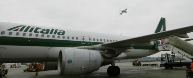 """Crac Alitalia, giudici: """"Vertici hanno contribuito a creare voragine senza fondo. Erano piegati a interessi politici"""""""
