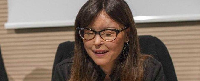 """Lucia Annibali al carcere di Parma: """"Tanta solidarietà da parte dei detenuti"""""""