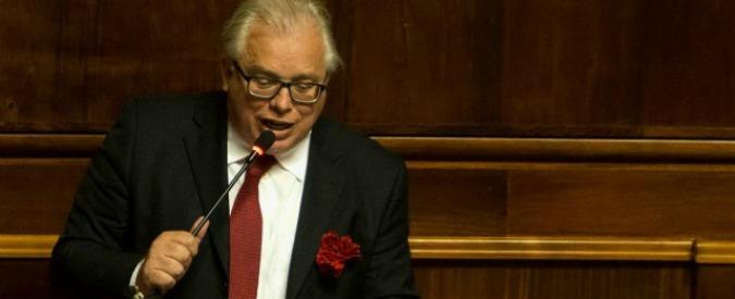 Senato, Barani sospeso per i gesti sessisti. Ma fu scelto come relatore della legge contro la discriminazione