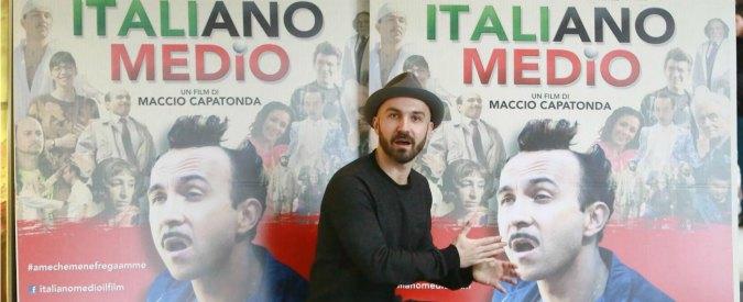 """Italiano medio di Maccio Capatonda: """"Alla fine siamo tutti perdenti"""""""