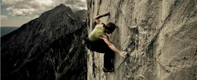 Manolo, la roccia e l'arrampicata libera: una rivoluzione in verticale