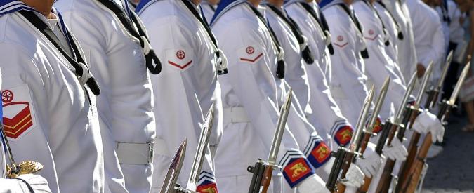 Marina militare: per i sogni imperiali vuole altri sette miliardi dopo i cinque appena avuti