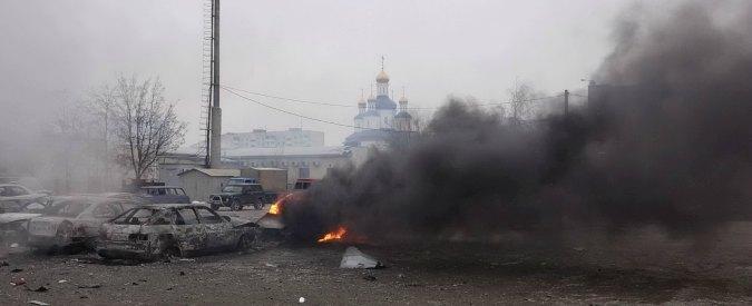 "Strage in Ucraina, decine di morti a Mariupol. Kiev: ""Mosca è responsabile"""