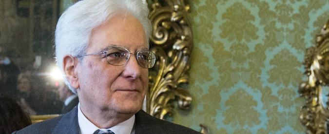 Sergio Mattarella e la 'prova finestra' della credibilità internazionale