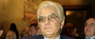 Toto Quirinale, il borsino: Amato favorito, risalgono Finocchiaro e Mattarella