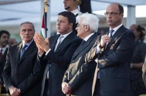 Celebrazione del 200° anniversario di fondazione dell'Arma dei Carabinieri