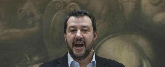 """Charlie Hebdo, Forza Nuova: """"Fuori Islam dall'Italia"""". Salvini: """"Ci sgozzeranno"""""""