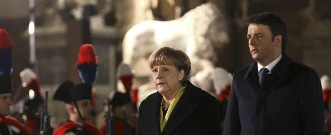 Vertice Renzi e Merkel: la conferenza stampa. Guarda la diretta