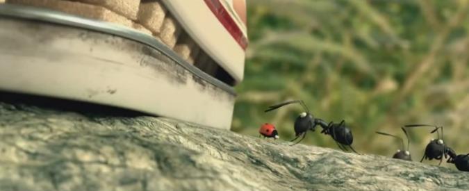 """Minuscule, il """"Signore degli anelli"""" delle formiche animate arriva al cinema"""