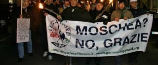 """""""Moschee, vietato costruirle"""". La legge del centrodestra al voto in Lombardia"""